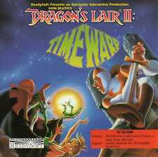 Don Bluth's Dragon's Lair II - Time Warp (Win '95, CD-Rom, Jewel Case) BRAND NEW
