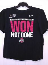 NCAA Ohio State Buckeyes Football 2015 CFP Sugar bowl Nike T Shirt Womens XL