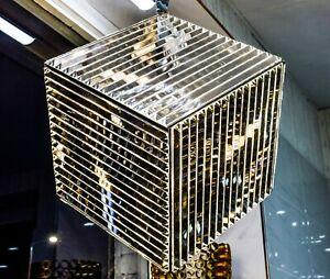 £100 off Salzburg Crystal Pendant Cube [PL1803]