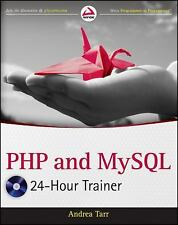 Php And Mysql 24-Hour Trainer Int'L Edition