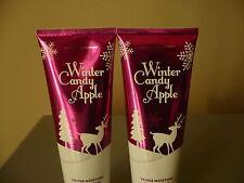 Bath and Body Works Winter Candy Apple Triple Moisture Body Cream 8 oz