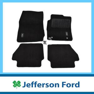 Genuine Ford  Wt Fiesta Standard Carpet Mats Set - Front & Rear