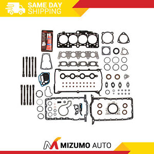 Full Gasket Set Head Bolts Fit 99-06 Audi A4 TT Quattro Volkswagen Jetta TURBO