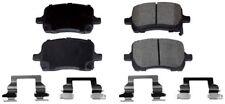 Disc Brake Pad Set-Rear Disc Front Monroe GX1160