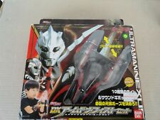2004 bandai ultraman nexus dx armed mephisto set brand new in box  us seller