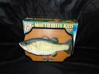 Gemmy Big Mouth Billy Bass Singing Fish Motion Activated Take Me To The River