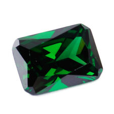 10 X 14mm Emerald GEMSTONE Smaragd Saphir Edelsteine Diamant