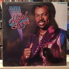 "SEALED 12""~MARVIN SEASE~Motel Lover~[Main~Dance Mix~Edit]~Lately~[1989 LONDON]~"