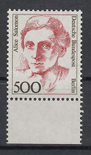 Postfrische Briefmarken aus Berlin (1980-1990) mit Geschichts-Motiv