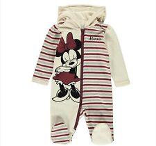 Tuta Minnie pigiama completo 12/18 mesi cm 80/86 originale Disney ultimi pezzi