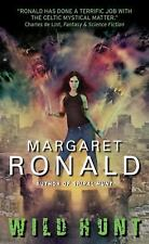 WILD HUNT by Margaret Ronald EVIE SCELAN #2 ~ Combined Shipping URBAN FANTASY