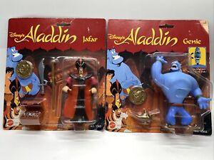 Disney's Aladdin & Jafar Action Figure - New Sealed
