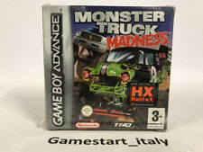 MONSTER TRUCK MADNESS - NINTENDO GAME BOY ADVANCE GBA - NUOVO SIGILLATO PAL
