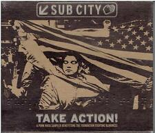 Various Artists ‎– Take Action! (PUNK Sampler) new