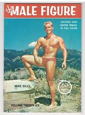 MALE FIGURE Vol. 26 Beefcake Magazine, Bruce of Los Angeles 1962