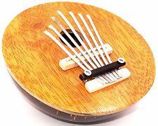 Karimba Kalimba Guitare Piano à Pouce Sanza Coco Instrument Musique Bois