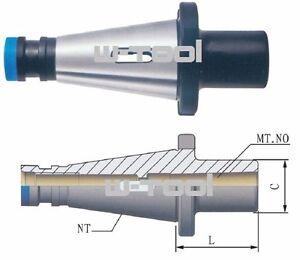SK40 DIN2080 MK Zwischenhülse Einsatzhülse Fräserhülse ISO40 Morsekegel