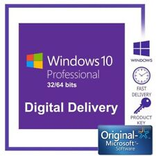 Windows 10 activation key pro Home/Education/Enterprise 64/32bit (permanent)