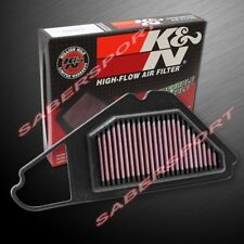 K&N SU-1506 Hi-Flow Air Intake Drop in Filter for 2004-2010 Suzuki FU150 Raider