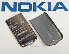Original Nokia 6700 Classic Battery Cover Battery Cover Rear Housing Gold 0257407