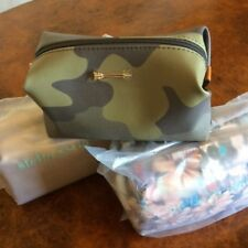Stella & Dot Pouf Camo-Pink Champagne All Brand New In Original Package
