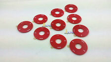 u2 red clickwheel cover case shell adhesive glue for ipod 6th gen classic 120gb