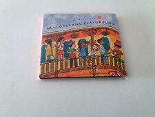 """CD """"PUTUMAYO KIDS NEW ORLEANS PLAYGROUND"""" CD 11 TRACKS DIGIPACK"""