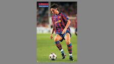 FC Barcelona ZLATAN IBRAHIMOVIC Spanish La Liga Soccer Football Action POSTER