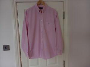 Gant Gingham Shirt Large