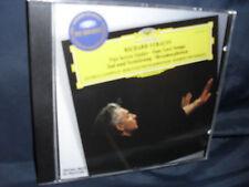 Strauss – Vier Letzte Lieder  / Tod Und Verklärung - Janowitz / Karajan / BP