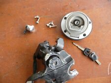 Lockset ignition switch gas cap seat lock Yamaha yzfr6 r6 2010
