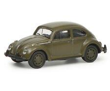 VW - 1200 Bundeswehr - Käfer 452643100 Dickie  Schuco 1346 1:87