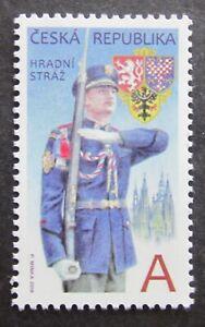 Militär Prag Burgpalastwache  CR 2018