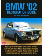 Bmw 2002 Restoration Guide 1968 1969 1970 1971 1972 1973 1974 1975 Ti Tii Turbo