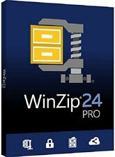 Winzip pro 24 OFFICIAL Lifetime Licence Fast delivery