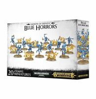 Warhammer 40k/AOS Chaos Daemons: Blue Horrors & Brimstone Horrors NIB (97-30)
