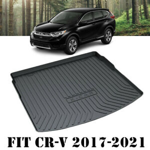 Trunk Cargo Mat Boot Liner Luggage Tray Fits Honda CRV CR-V 2017-2021