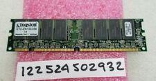 256MB SDRAM PC SD SDR   PC133 CL3 133 133MHZ   168PIN  NON-ECC  INTEL PC RAM
