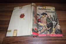 Frank Castle -- REITE WEITER, FREMDER // LOCKENDER WESTEN / AWA Verlag 1950er