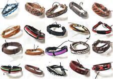 Leather Beach & Nautical Jewellery for Men