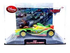 Disney Store Pixar Cars Rip Clutchgoneski In Collectors Case
