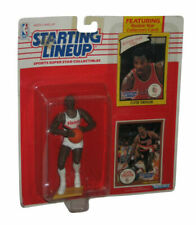 Clyde Drexler - Starting Lineup Portland Trailblazers NBA Kenner Figurine 1990