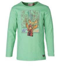 LEGO WEAR - cooles LangarmShirt LEGENDS OF CHIMA grün  ~NEU Gr 146   3511mä