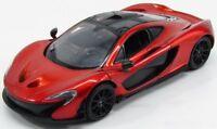 MCLAREN P1 1:24 Scale Diecast Car Model Die Cast Miniature Orange