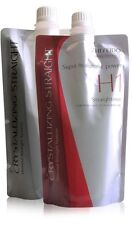 Hair Perm Shiseido Crystallizing Straight Cream H1 2 Coarse Resistant Hair