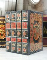 HENRY VIII Set - Easton Press - Alison Weir -RARE Wives - Queen Elizabeth SEALED