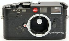 Leica M6 Classic 104040 - 35mm Rangefinder Film Camera Body + Box (NO lenses!)