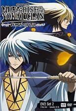Nura: Rise of the Yokai Clan - Demon Capital, Set 2 (DVD, 2014, 2-Disc Set)