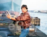 Dempsey and Makepeace (TV) Michael Brandon 10x8 Photo
