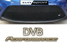 Zunsport Ford Focus ST 2008-2010 Front BLACK FULL Lower Grille